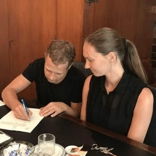 Rick Koelewijn en Donna Koelewijn-Slot